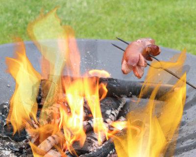 Venkovní ohniště